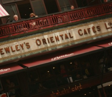 Bewley's Cafe on Grafton Street