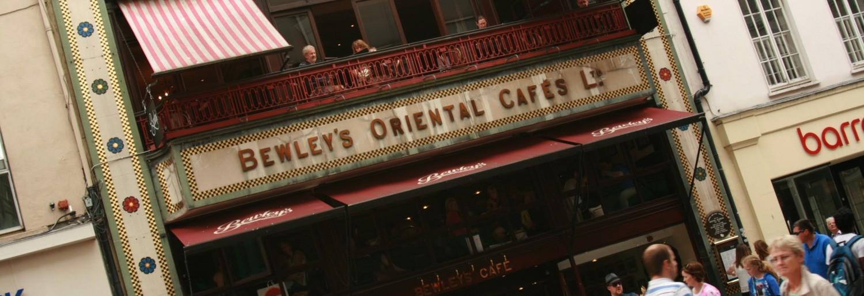 Bewley's Cafe on Grafton Street