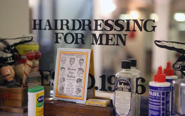 Waldorf Barbershop
