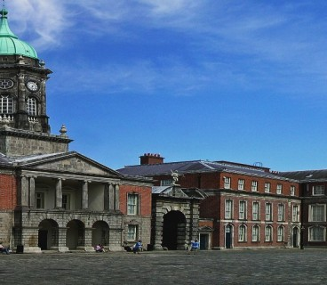 (Ireland)_Dublin_Castle_Up_Yard