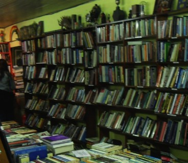 the secret book and record store