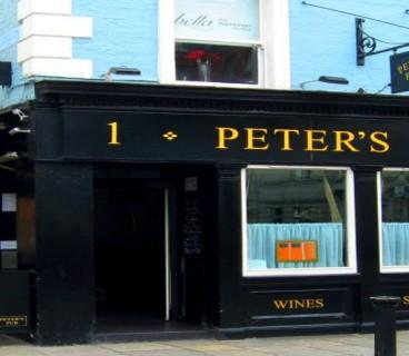Peter's pub great beer gardens & outdoor seating