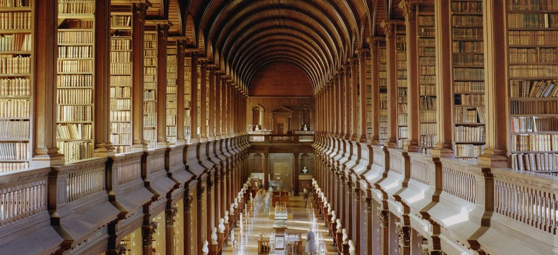 Book of Kells & The Old Library Trinity