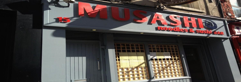 Musashi Noodles & Sushi