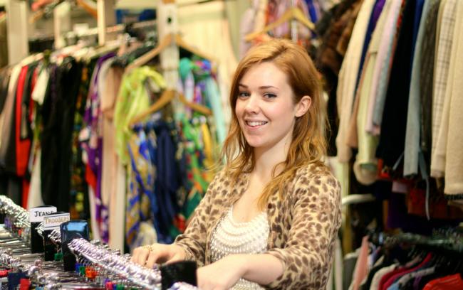 Aoife Smyth from The Harlequin talks fashion