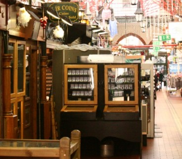 georges st arcade