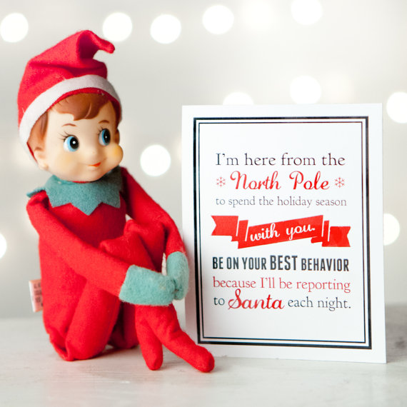 10 crafts you 39 ll find at the christmas market dine in for Elf shelf craft show