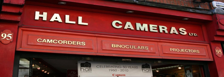 Hall Cameras Ltd
