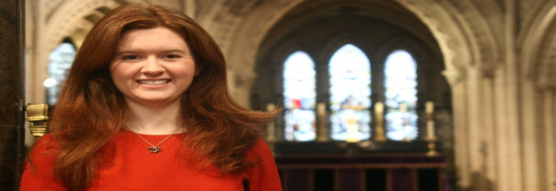 Lesley Anne, Education Officer, Christ Church