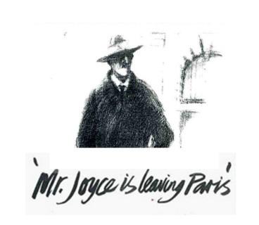 Mr Joyce is leaving Paris, The Back Loft
