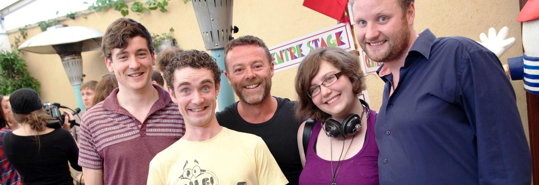 Vodafone Comedy Festival 'Centre Stage School'