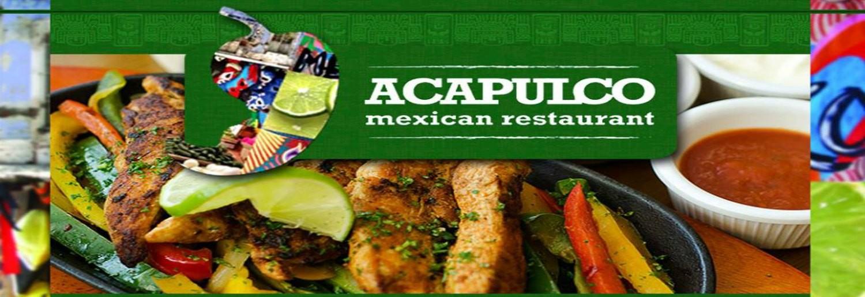 Acapulco for Acapulco loco authentic mexican cuisine
