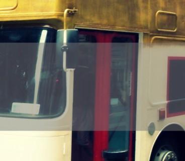 Dublin's Storytelling Bus