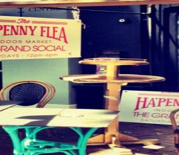 The Ha Penny Flea Market