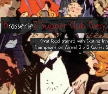 brasserie7 jazz club