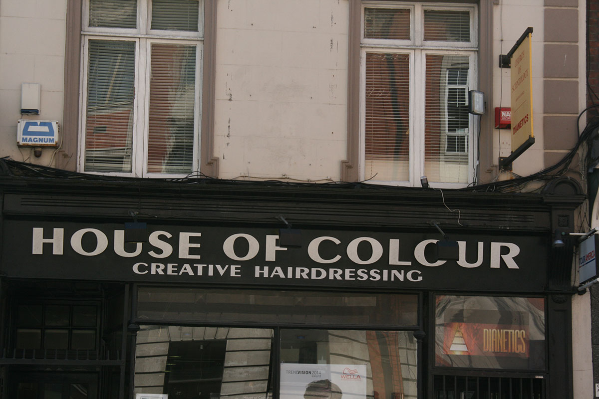 Delightful House Of Colour 3