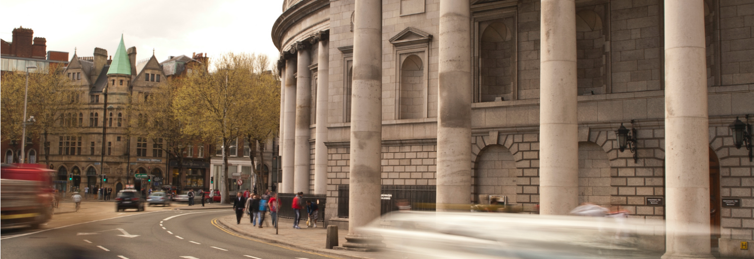 DublinTown: A City of Firsts.