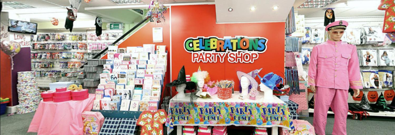 Celebrations Party Shop