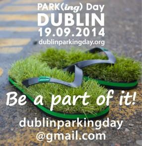 dublin park(ing) day