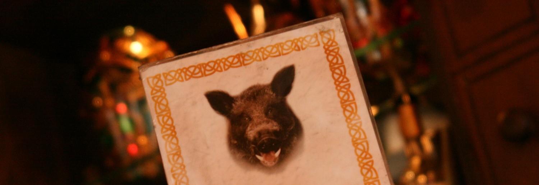 The Capel Street Series #2 – The Boar's Head
