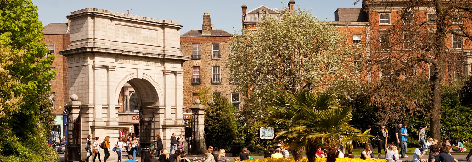 Things to Do around Grafton Quarter Dublin