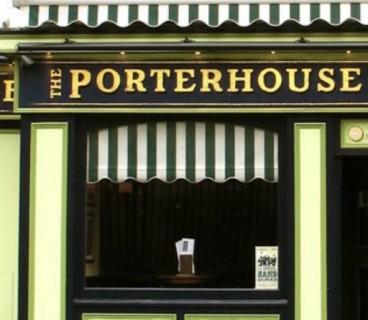 The Porterhouse Central cover