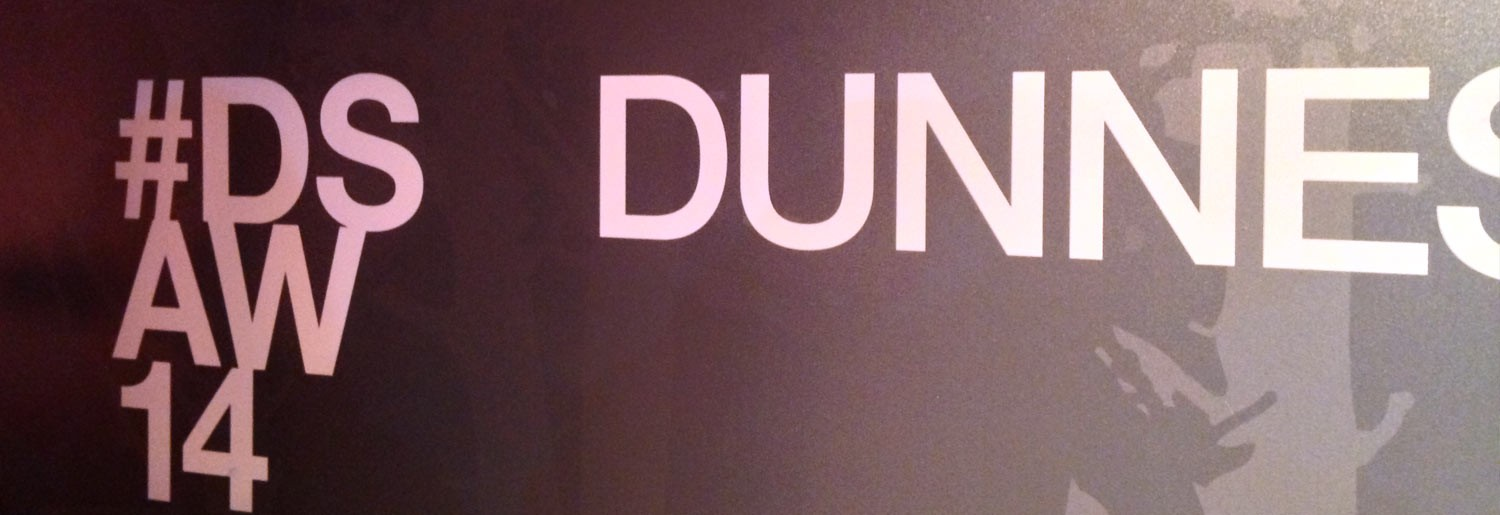 Dunnes Stores A/W 14 Fashion Show