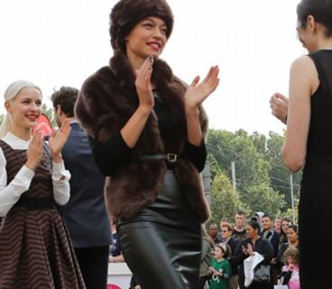 Dublin Fashion Festival on-street shows
