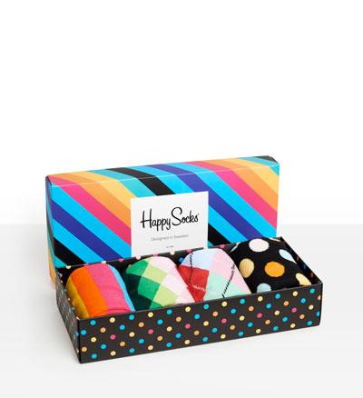 Arnotts-Happy-Socks-4-pk-Multi-€30