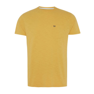 Farrell-Yellow-tee,-€10,-in-selected-stores-November