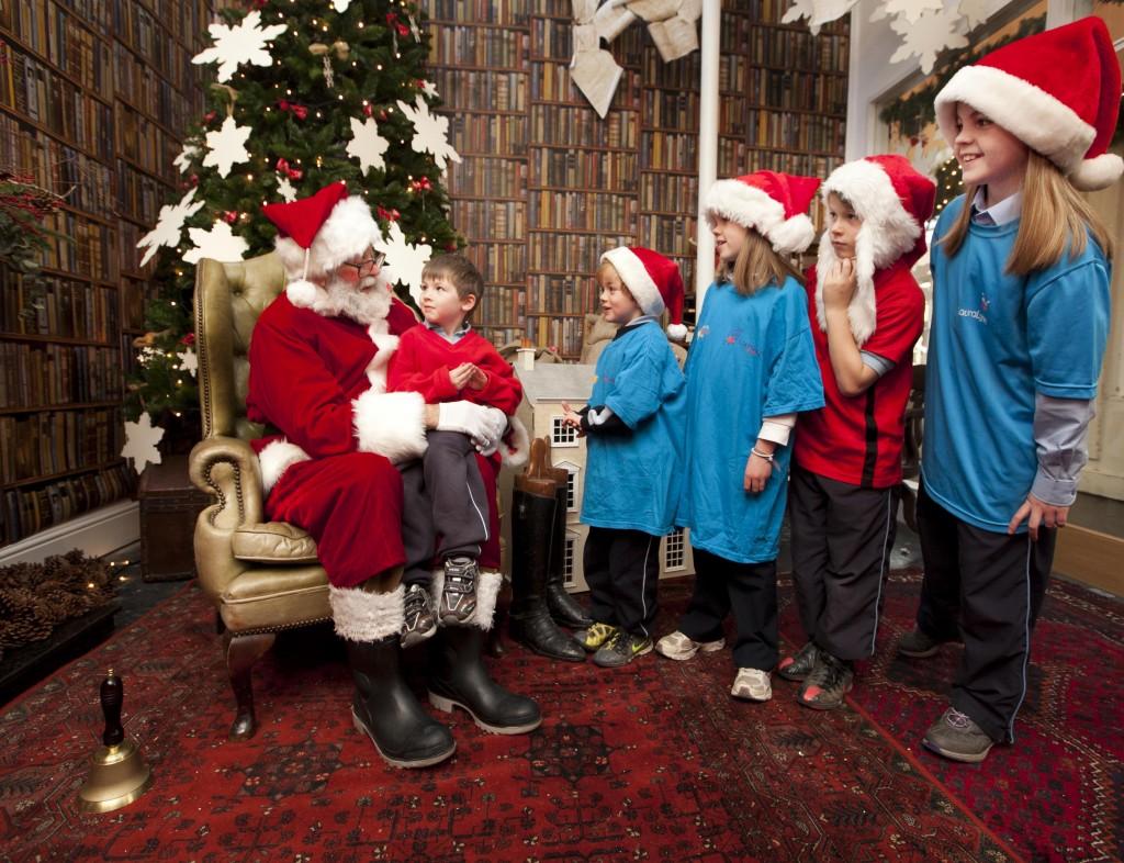 Father Christmas- lauralynn