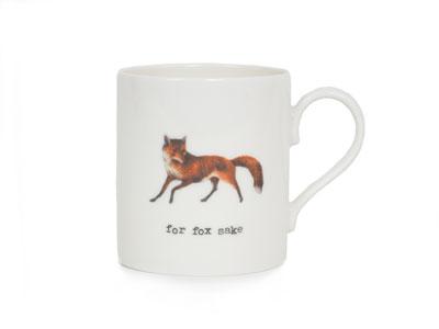 For-Fox-Sake-Mug-€10.95