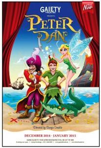 Gaiety-Panto-Peter-Pan-Poster