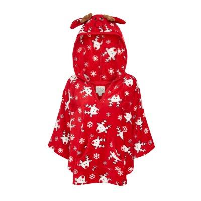 Reindeer Novelty Poncho, Gé¼10. In Stores Start November