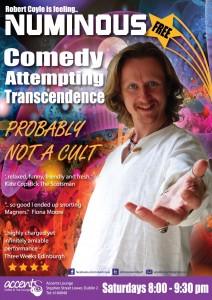 Saturday Comedy Poster