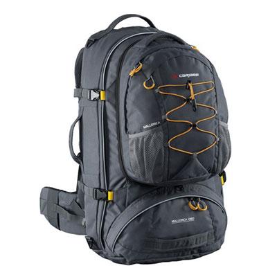 caribee-mallorca-pack-70-black