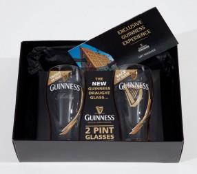 Guinness Storehouse, Dublin. Guinness branded products. October 2014.