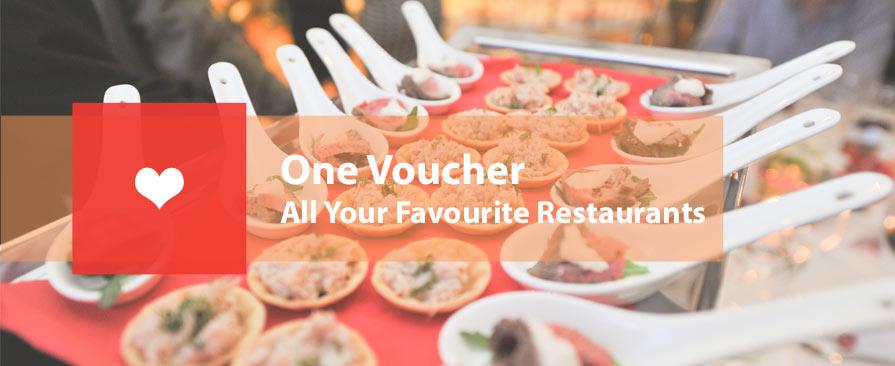 Dine in Dublin gift Vouchers