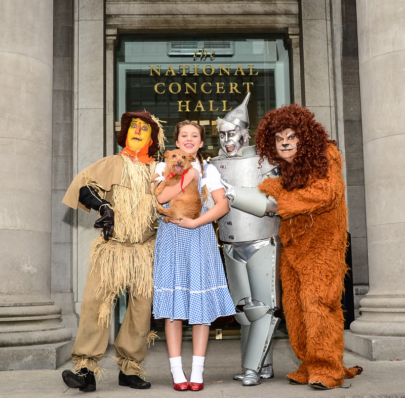 The Wizard of OZ at National Concert Hall - Dublin Fashion Festival