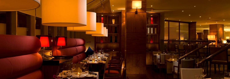 Alex Restaurant at The Conrad