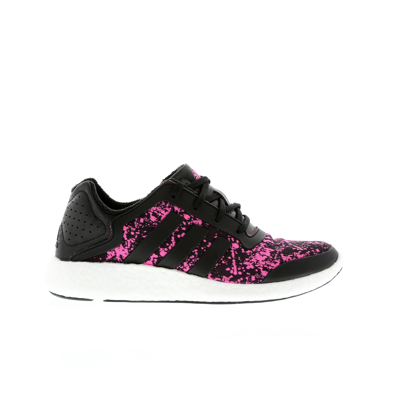 Adidas Boost Black Pink