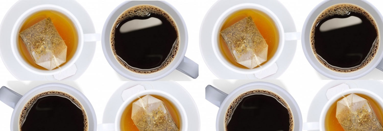 For Productivity Would You Go Tea or Coffee?