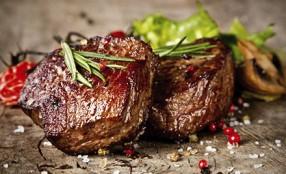 2 steaks