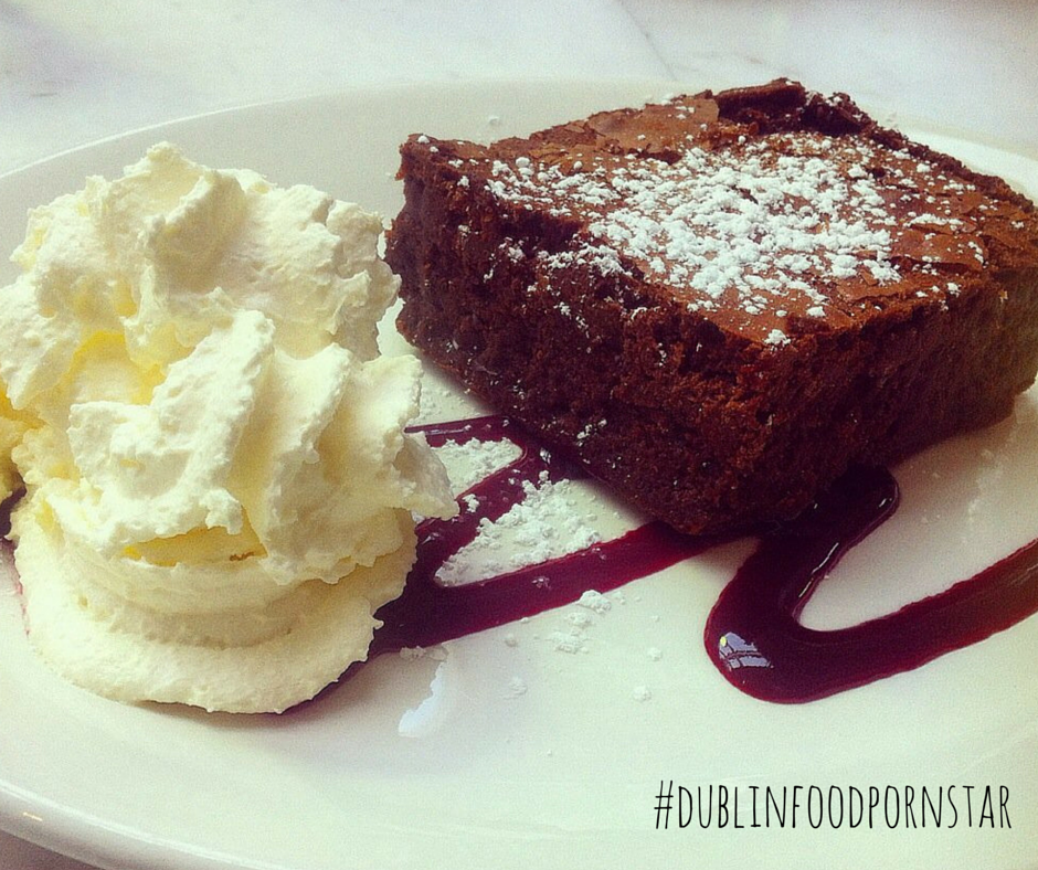 Brownie in Bakers