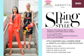 Lotus Charity Fashion Show
