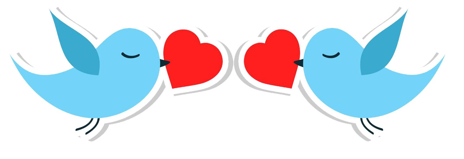 Share the love this Valentine's day & TweetHeart to win prizes