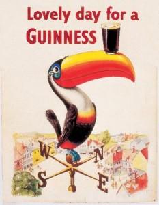 lovely day for a Guinness