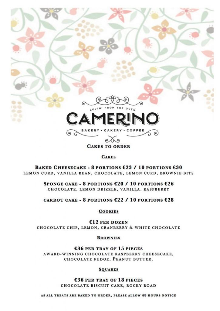Camerino+cakes+to+order