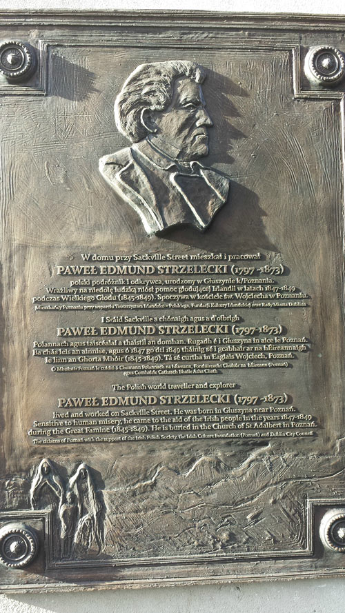 Clerys-plaque