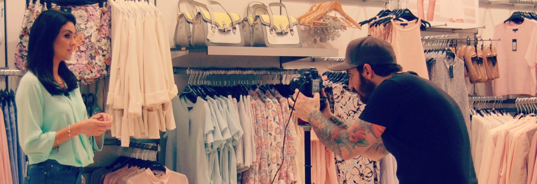 Suzanne Jackson – Fashion & Beauty Ambassador for Jervis Shopping Centre